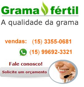 Comprar grama em Fazenda Rio Grande PR